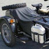 Motorrad Persenning Abdeckung imprägnieren